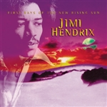 Hendrix, Jimi - First Rays Of The New Rising Sun DB Cover Art