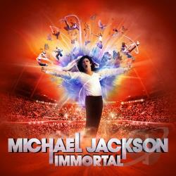 Jackson, Michael - Immortal CD Cover Art