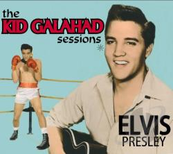 Kid Galahad Sessions CD