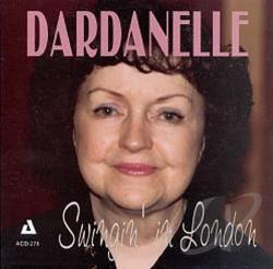Dardanelle - Swingin' CD Cover Art
