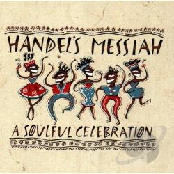 Handel's Messiah: A Soulful Celebration CD Cover Art