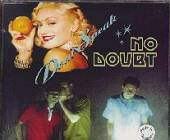 No Doubt - Don't Speak CD Cover Art