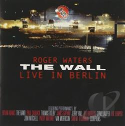 Waters, Roger - Wall: Live in Berlin, 1990 CD Cover Art