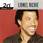 Richie, Lionel - 20th Century Masters - The Millennium Collection: The Best of Lionel Richie CD Cover Art