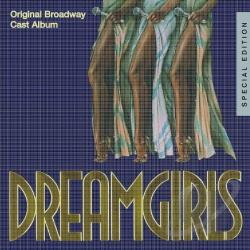 Dreamgirls CD Cover Art