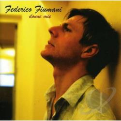 Fiumani, Federico - Donne Mie CD Cover Art