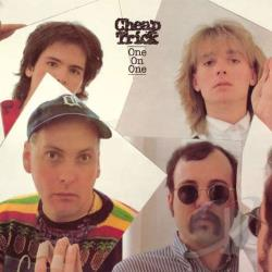 Cheap Trick - One on One/Next Position Please CD Cover Art