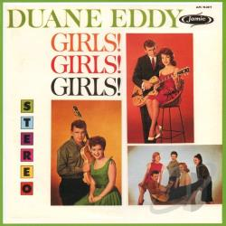 Eddy, Duane - Girls! Girls! Girls! CD Cover Art
