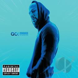 Common - Go!: Common Classics CD Cover Art