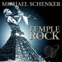 Schenker, Michael - Temple of Rock CD Cover Art