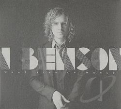Benson, Brendan - What Kind of World CD Cover Art