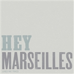 Hey Marseilles - Lines We Trace CD Cover Art