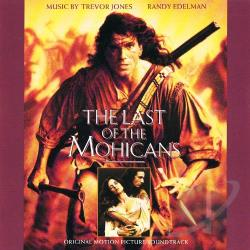Last of the Mohicans CD Cover Art