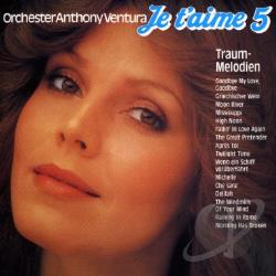 Motivo - Je T'Aime Traum, Vol. 5 CD Cover Art