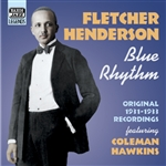 Henderson, Fletcher - Blue Rhythm CD Cover Art