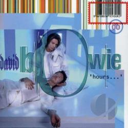 Bowie, David - Hours CD Cover Art