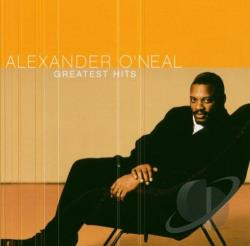 O'Neal, Alexander - Greatest Hits CD Cover Art