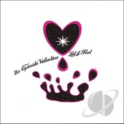 Cyanide Valentine - Let It Rot CD Cover Art