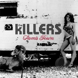 Killers - Sam's Town CD Cover Art