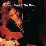 Days Of The New - Definitive Collection CD Cover Art