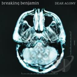 Breaking Benjamin - Dear Agony CD Cover Art