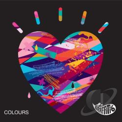Graffiti6 - Colours CD Cover Art