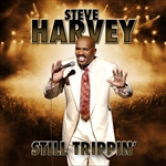 Harvey, Steve - Still Trippin' DB Cover Art