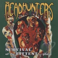 Headhunters - Survival Of The Fittest Plus CD Cover Art