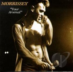 Morrissey - Your Arsenal CD Cover Art