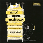Once upon a Mattress CD Cover Art
