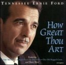 Ford, Tennessee Ernie - How Great Thou Art CD Cover Art