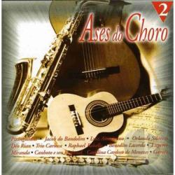 Ases Do Choro 2 CD Cover Art