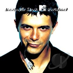 Sanz, Alejandro - MTV Unplugged CD Cover Art
