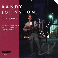 Johnston, Randy - In-A-Chord CD Cover Art