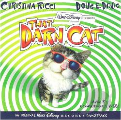 That Darn Cat CD Cover Art