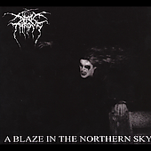Darkthrone - Blaze in the Northern Sky CD Cover Art