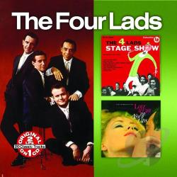 Four Lads - Stage Show/Love Affair CD Cover Art