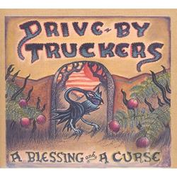 Drive-By Truckers - Blessing and a Curse CD Cover Art