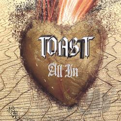 Toast - All In CD Cover Art