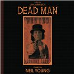 Dead Man Soundtrack - Music From and Inspired By the Motion Picture Dead Man: a Film By Jim Jarmusch DB Cover Art