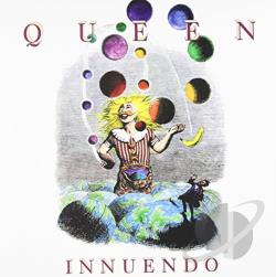 Queen - Innuendo LP Cover Art