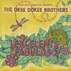 The Okee Dokee Brothers Excelente Fabuloso Cd Album