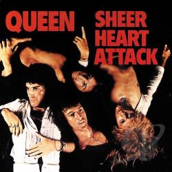 Queen - Sheer Heart Attack CD Cover Art
