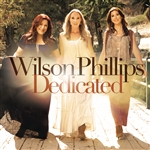 Phillips, Wilson - Dedicated CD Cover Art