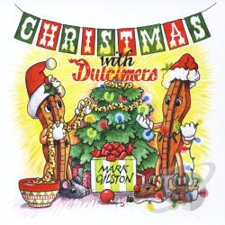Gilston, Mark - Christmas With Dulcimers CD Cover Art