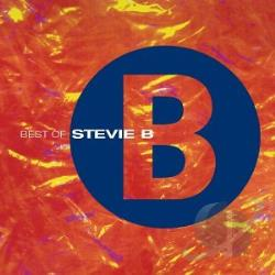 Stevie B. - Best of Stevie B CD Cover Art