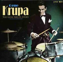 Krupa, Gene - Gene Krupa Story CD Cover Art