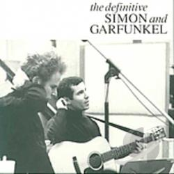 Simon & Garfunkel - Definitive Simon & Garfunkel CD Cover Art