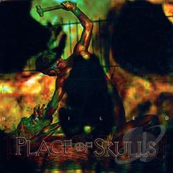 Place of Skulls - Nailed CD Cover Art