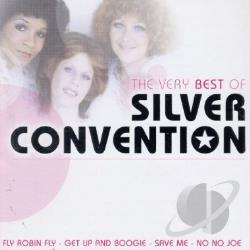Silver Convention - Very Best of Silver Convention CD Cover Art